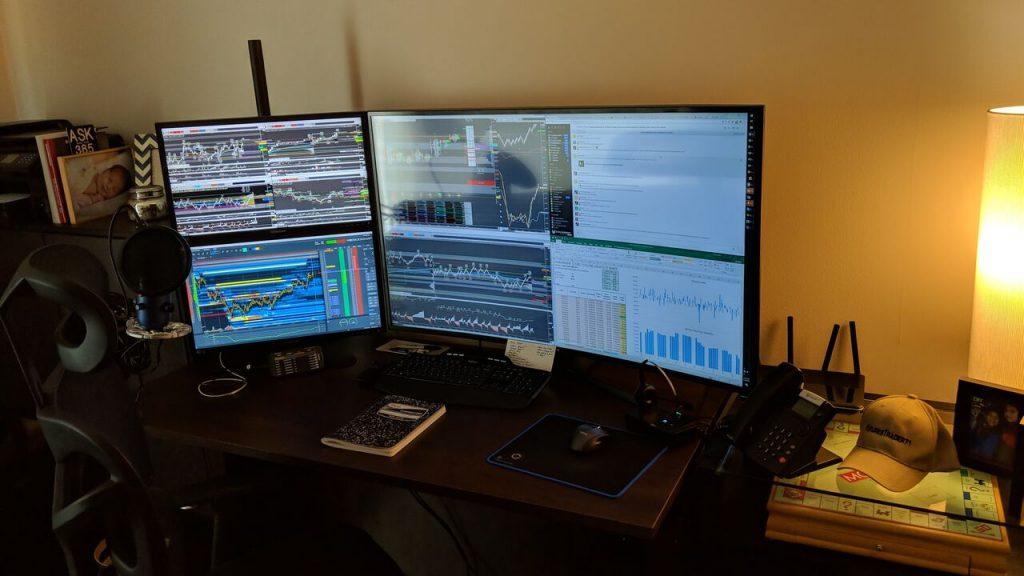 FuturesTrader71 workstation